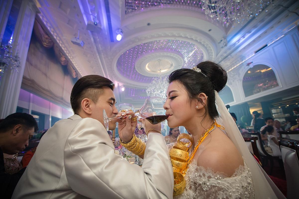 結婚儀式,婚攝,婚禮攝影,台北101頂鮮101美食美景餐廳