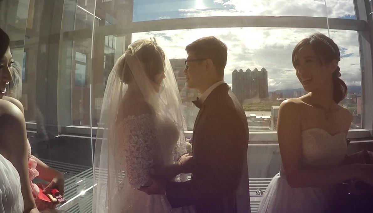 《台北婚錄》幸福的美妙氛圍 / 翰品酒店新莊