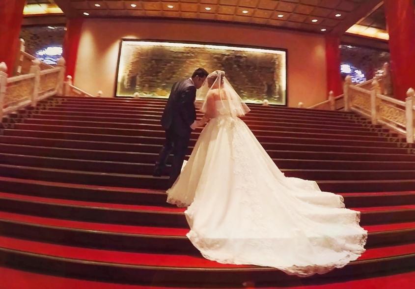 《台北婚錄》幸福悄悄說 / 圓山大飯店
