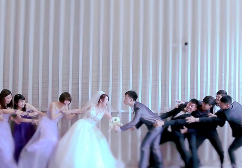 《教堂婚錄》 歡樂婚禮難忘懷