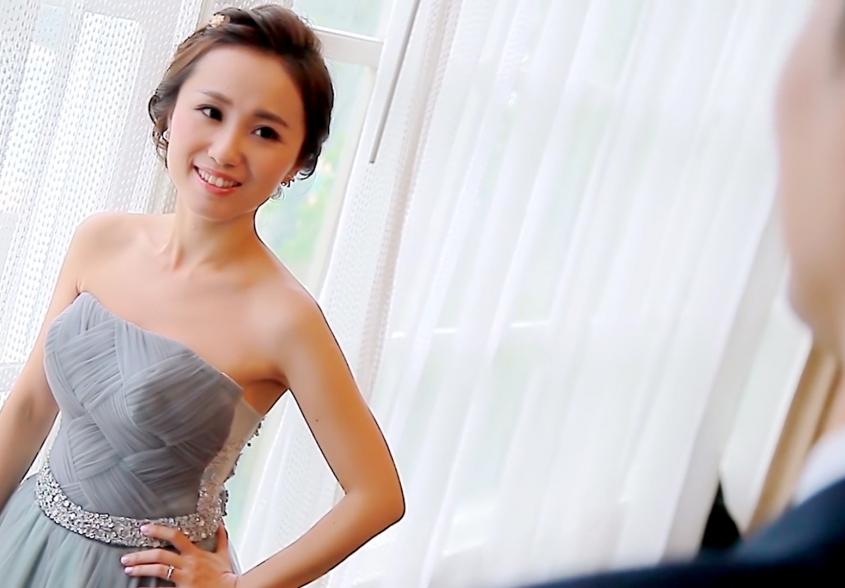 《台北婚錄》用愛構築的幸福婚禮 / 福華大飯店