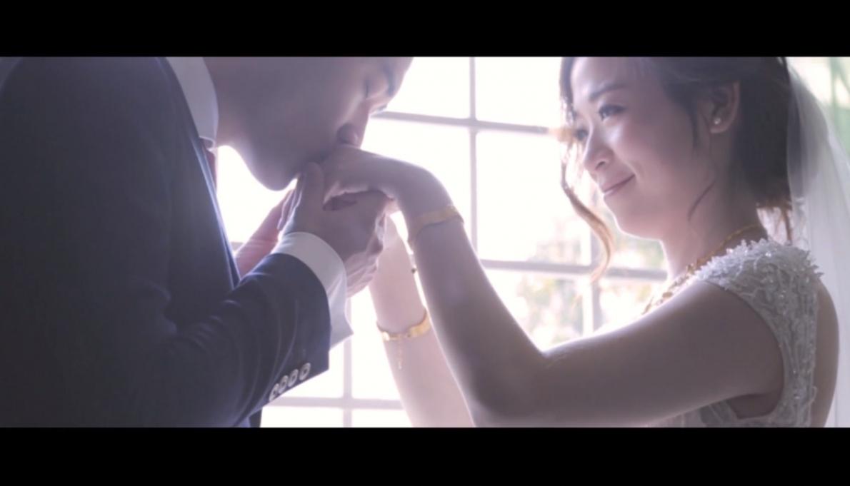 《台南婚錄》用一生來跟妳談情說愛 / 台南晶英酒店 Silks Place Tainan