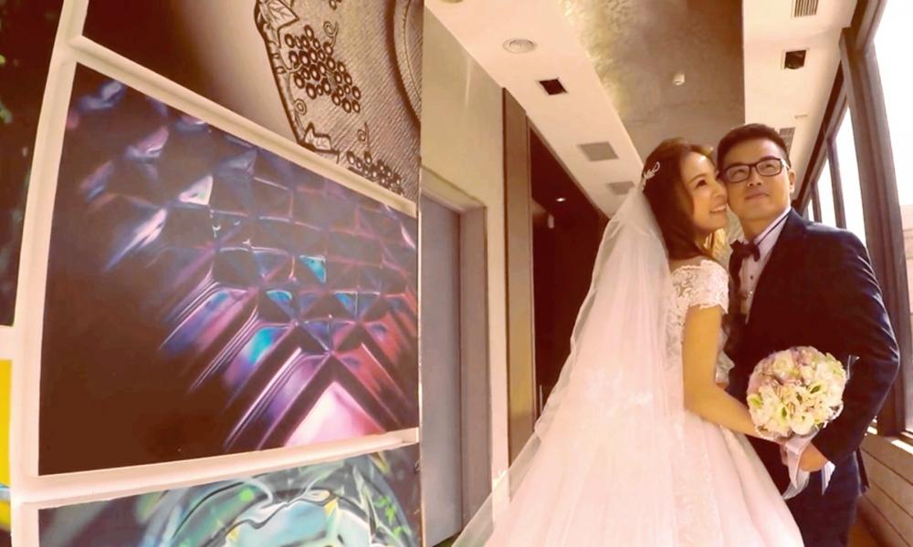 《台中婚錄》徜徉婚禮中的幸福洋溢