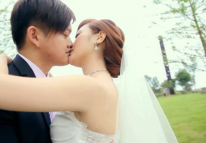 《宜蘭婚錄》讓畫面說幸福 / 金樽婚宴會館