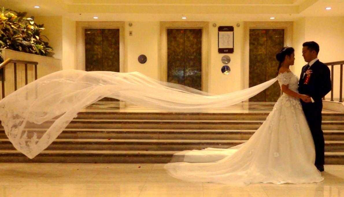 《台中婚錄》迷幻的幸福婚禮 / 台中金典酒店