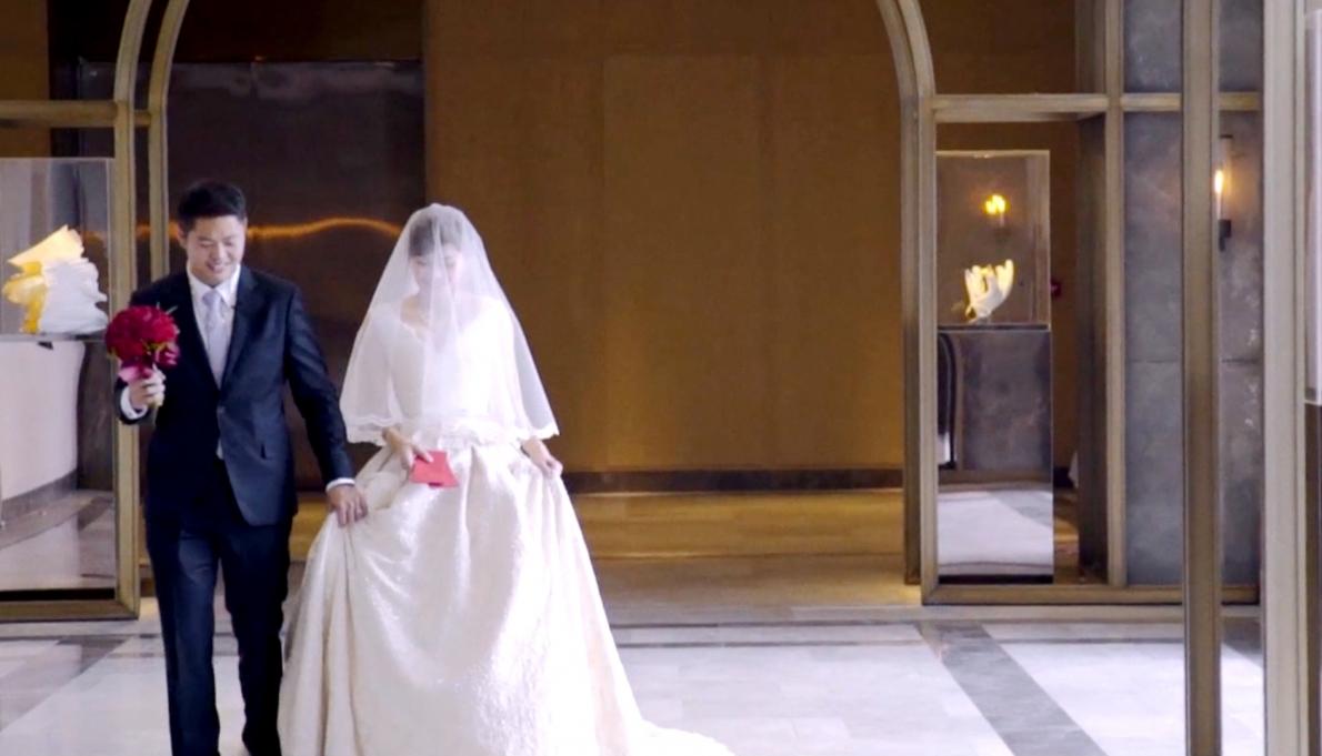 《台北婚錄》因為有妳,才能追夢 / 台北萬豪酒店
