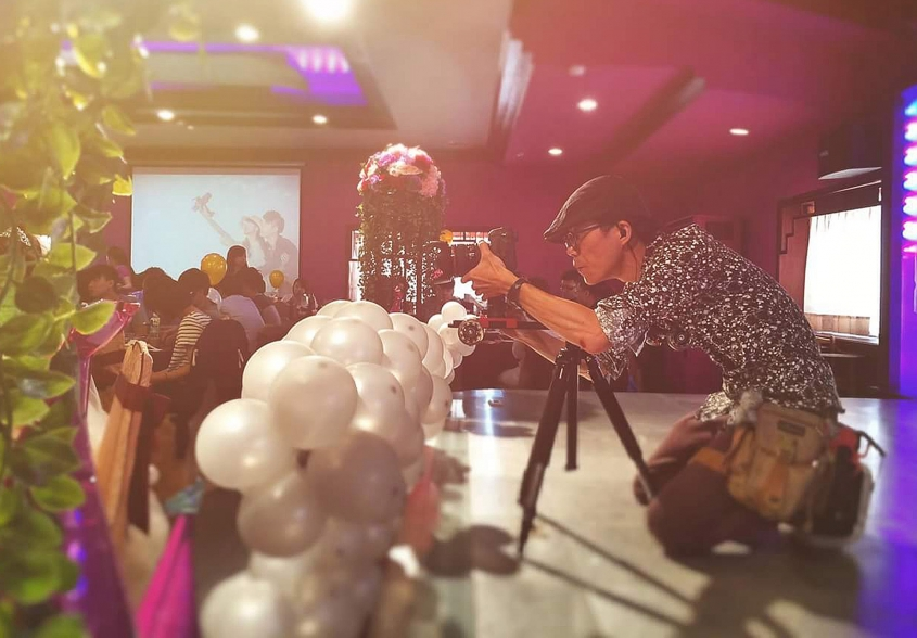 《婚攝彥至》友達般的婚攝 / 攝影師專訪