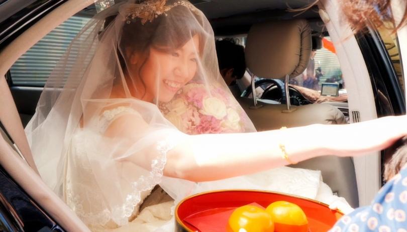《婚錄》莊嚴的幸福婚禮