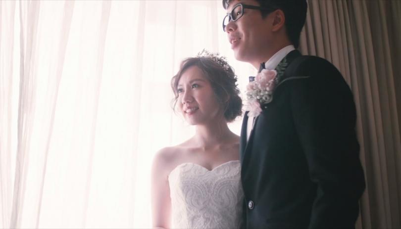 《高雄婚錄》 一起眺望幸福的模樣 / 翰品酒店高雄