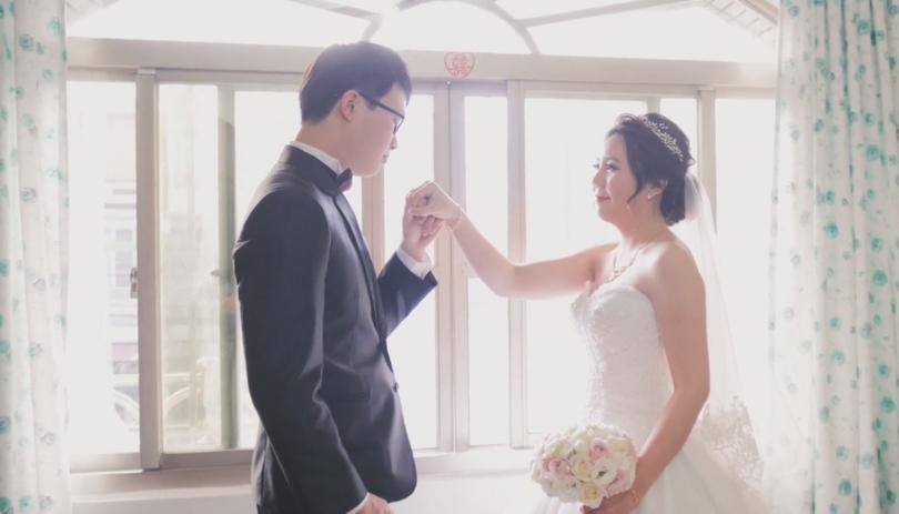 《高雄婚錄》 在你身邊就是幸福了 / 漢來大飯店國際宴會廳