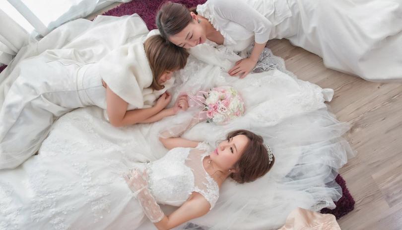 《台中婚攝》 難以忘懷的美麗時刻 / 心之芳庭