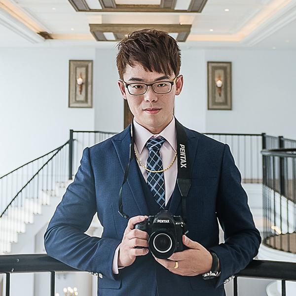 婚禮紀錄/平面攝影師波克