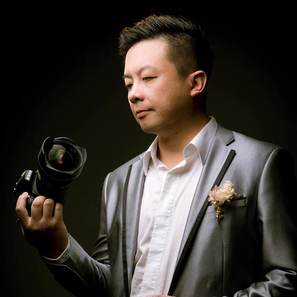 婚禮紀錄/平面攝影師Jc