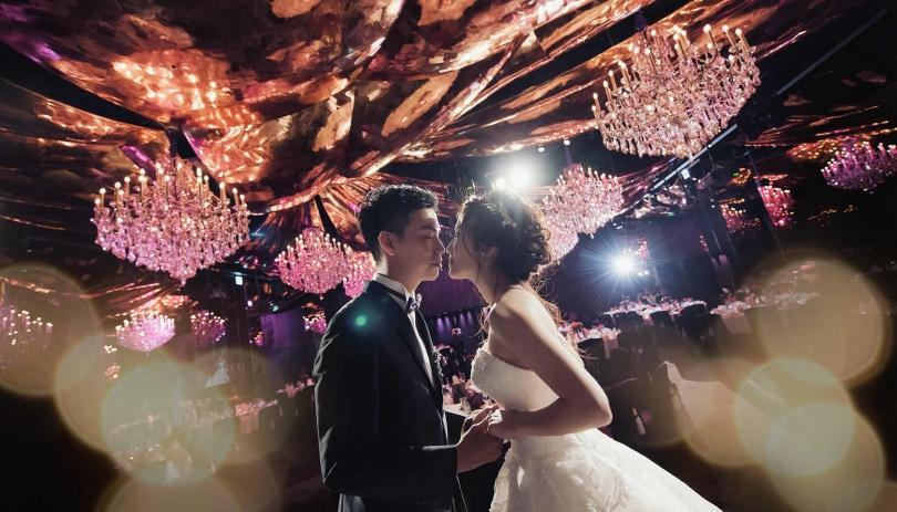 《台北婚錄》 幸福的唯一陪伴 / 君品酒店