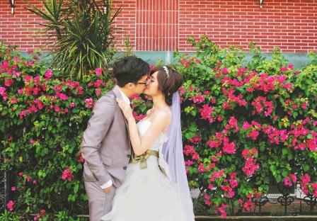 《台北婚攝》 滿滿愛意的吻 / 晶宴會館(府中館)