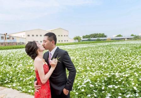 《婚攝》 自然的就是幸福囉