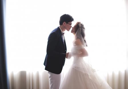 《桃園婚攝》幸福瀰漫的這天 / 桃禧航空城酒店