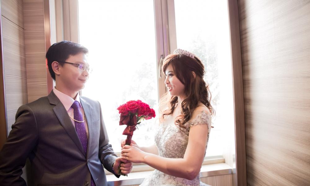 《台北婚攝》約定幸福的最美時
