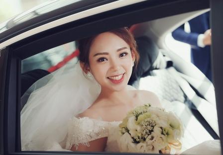 《新竹婚錄》神所眷顧的幸福 / 國賓大飯店