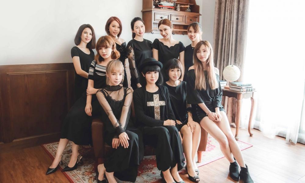 《VVNFS Makeup Studio》神所引導的毛刷 / 婚禮彩妝造型師專訪