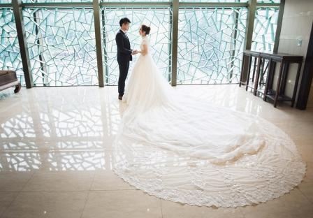 《台北婚錄》幻夢級的幸福婚錄 / 故宮晶華