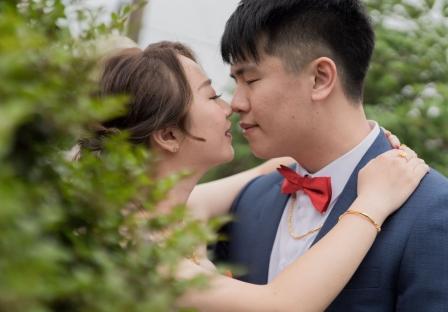 《雲林婚攝》 我們幸福的很甜蜜