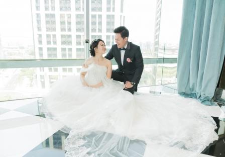 《新北婚攝》 幸福婚禮必然的甜蜜 / 新莊典華