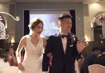 《桃園婚錄》 幸福的極致喜悅 / 儷宴婚宴會館