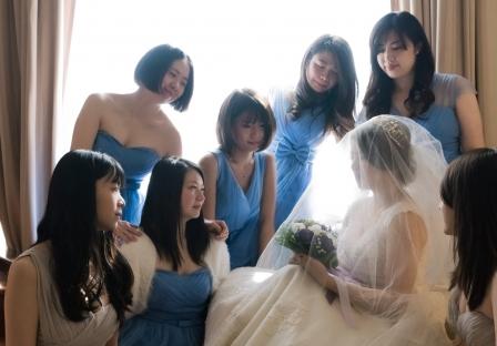 《新竹婚攝》 婚禮同樂齊幸福 / 彭園婚宴會館-新竹館