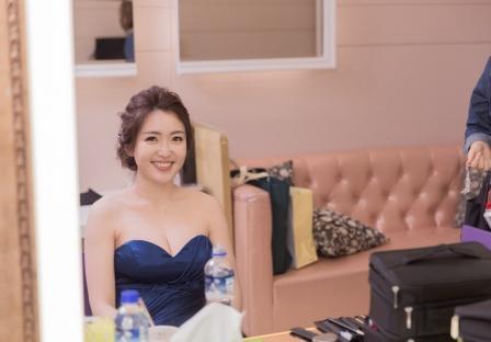 《台中婚攝》 燦爛的幸福模樣 / 台中僑園飯店
