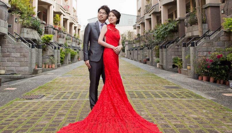 《台中婚攝》 幸福就在你我的掌心之間 / 台中福華大飯店