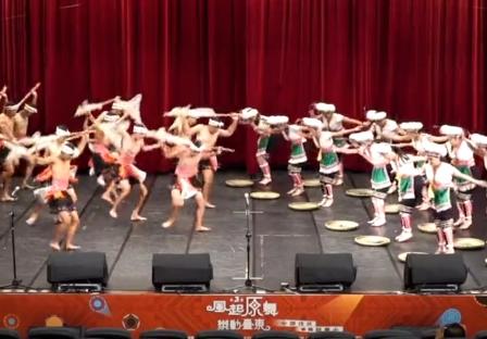 《活動紀錄》 動態錄影-風起原舞-舞蹈比賽