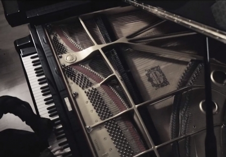 《個人形象》 動態錄影-周美君鋼琴獨奏預告版
