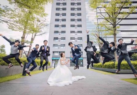 《新北婚錄》幸福到飛上天啦 / 汐止寬和宴展館