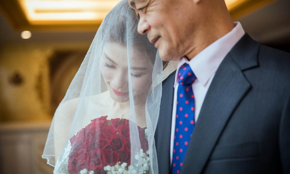 《台北婚攝》時光緩緩幸福滿滿的婚禮時刻 / 公館水源會館