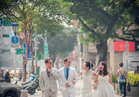 《台北婚攝》妙不可言的婚禮紀錄 / 大直典華