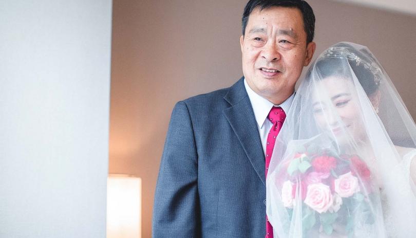《新北婚攝》幻想情節成真的幸福婚禮 / 板橋凱撒飯店