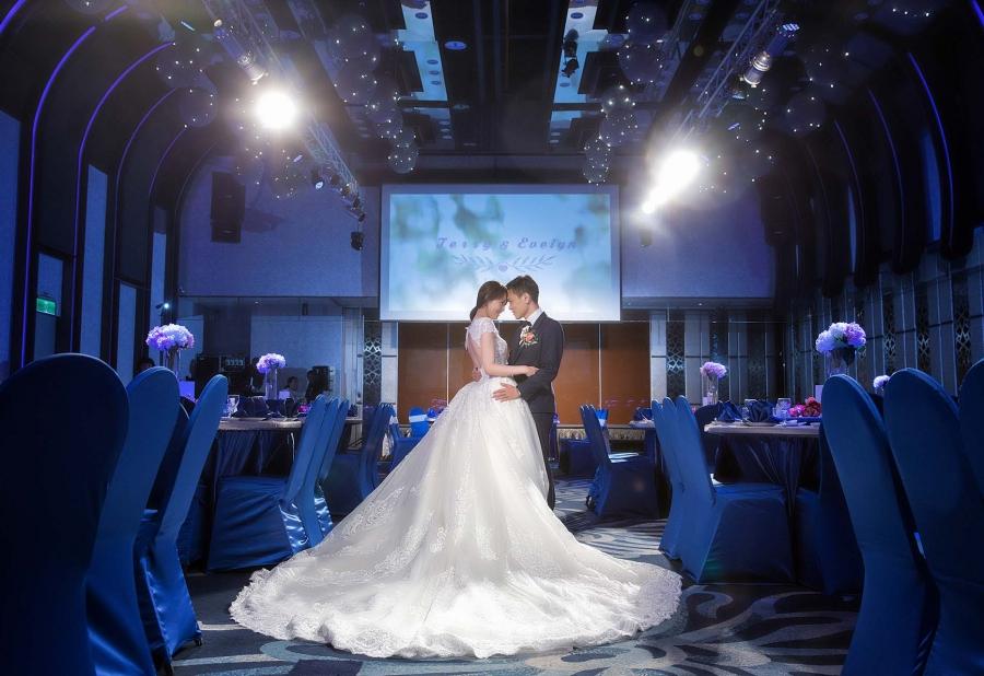 《台北婚錄》愛在幸福燦爛耀眼時/台北彭園