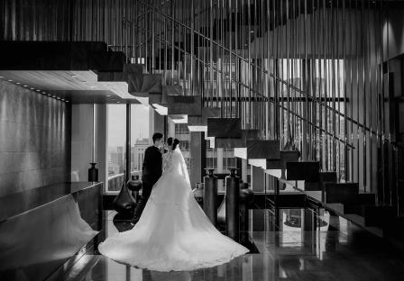 《台北婚攝》 愛無須多於言語 / W飯店