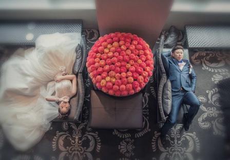 《台北婚攝》成真的夢幻永恆的相守 / 世貿33