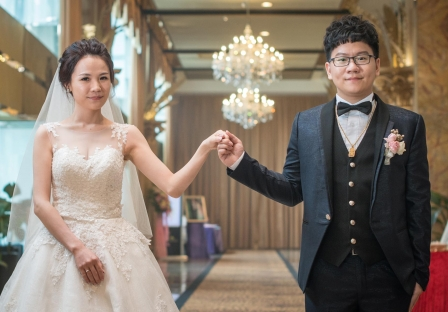《台北婚攝》執子之手幸福永久 / 彭園婚宴會館