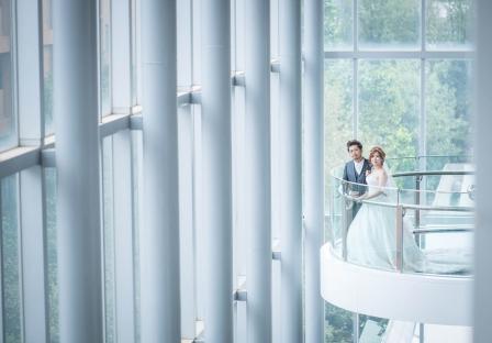 《台北婚攝》幸福相伴珍愛永久 / 徐州路2號庭園會館