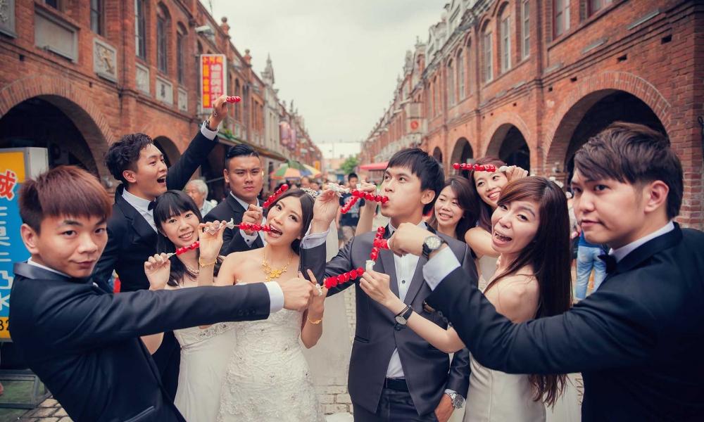 《新竹婚攝》 就愛婚禮瘋一下 / 新竹晶宴