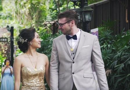 《台北婚錄》愛,難以言喻的甜 / 青青食尚花園會館