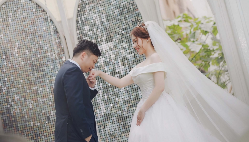 《新竹婚錄》此生唯一的心跳 / 新竹晶宴