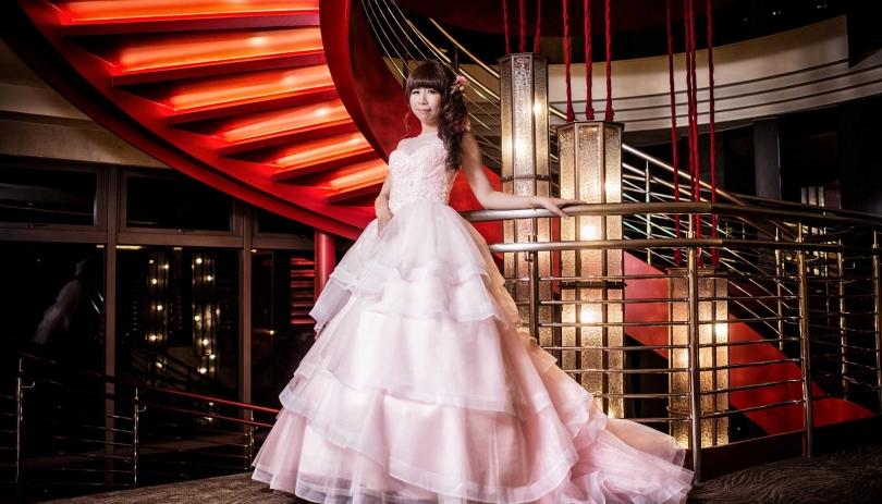 《台中婚攝》幸福的姿態 / 賀緹酒店