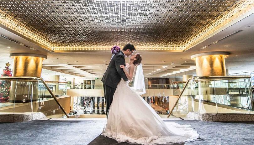 《台北婚攝》此刻的幸福便是我倆的永恆 / 晶華酒店