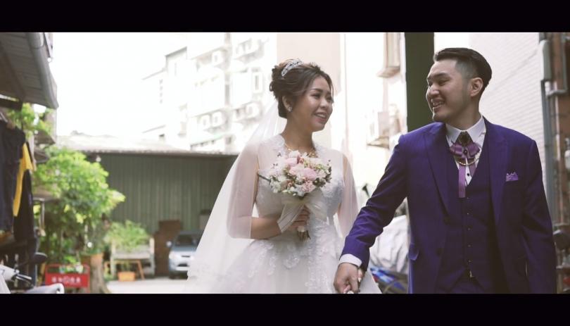 《台北婚錄》幸福歡樂手相攜 / 台北福華大飯店