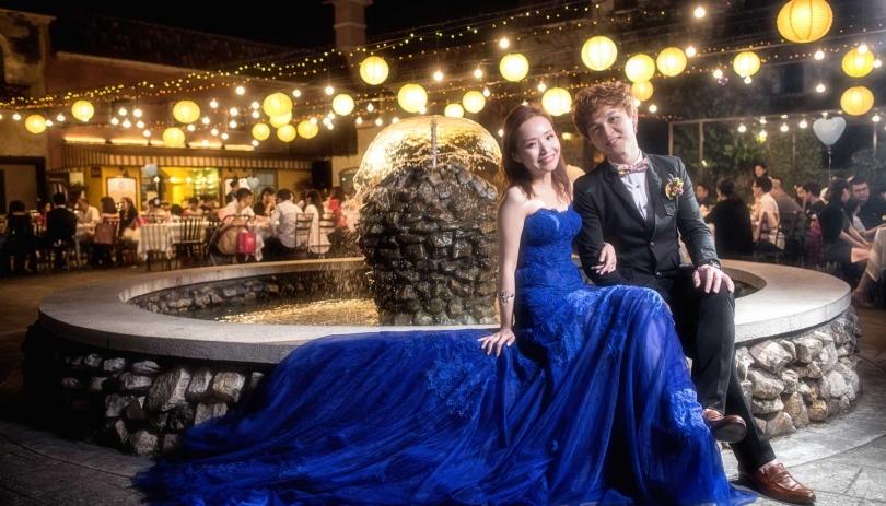 《台中婚攝》讓幸福恆存於白天與黑夜 / 心之芳庭