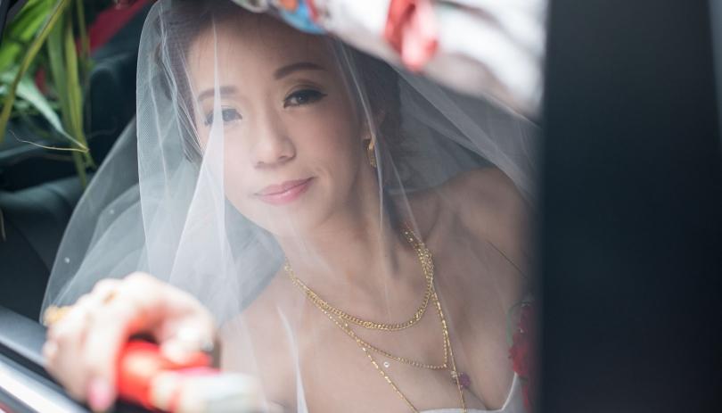 《新竹婚攝》幸福就是如此嬌美 / 煙波大飯店 新竹湖濱館